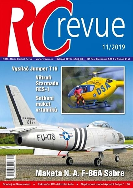 RC Revue - 11/2019 - Elektronický časopis