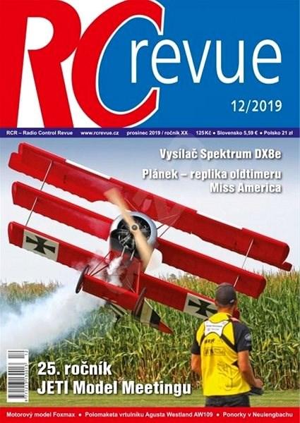 RC Revue - 12/2019 - Elektronický časopis