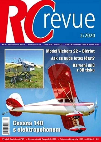 RC Revue  - 2/2020 - Elektronický časopis