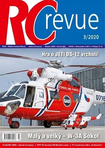 RC Revue  - 3/2020 - Elektronický časopis
