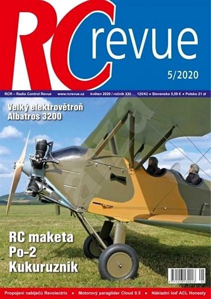 RC Revue  - 5/2020 - Elektronický časopis