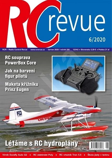 RC Revue  - 6/2020 - Elektronický časopis