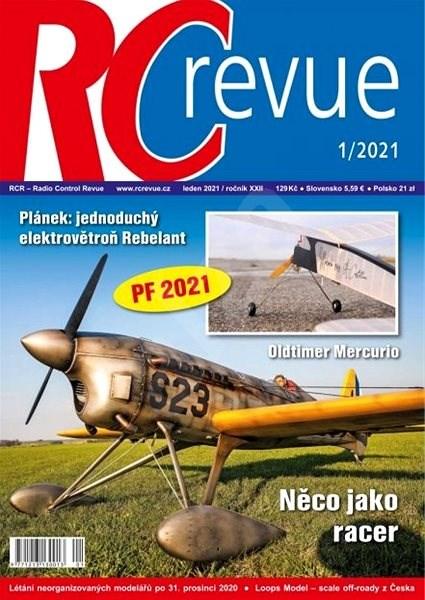 RC Revue  - 1/2021 - Elektronický časopis