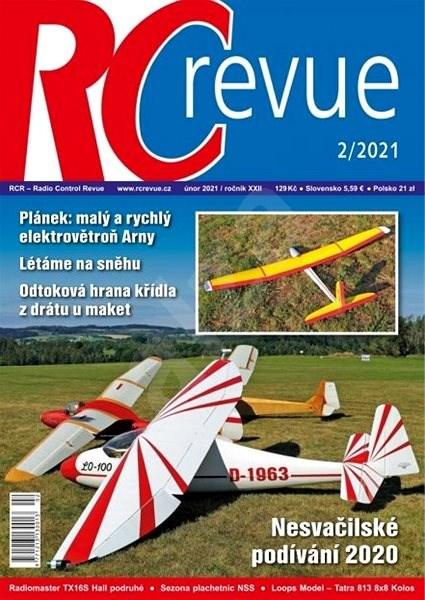RC Revue  - 2/2021 - Elektronický časopis