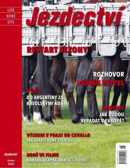 Jezdectví - 06/2020 - Elektronický časopis