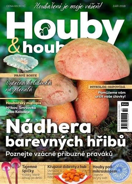Houby & houbaři - 9/2018 - Elektronický časopis