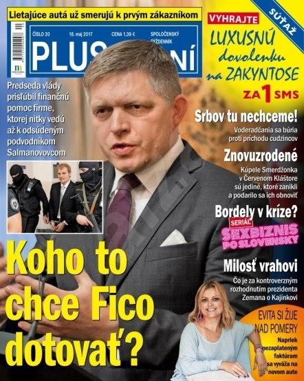 PLUS 7 DNÍ - 20/2017 - Elektronický časopis
