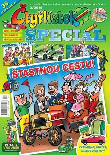 Čtyřlístek speciál - 2/2019 - Elektronický časopis