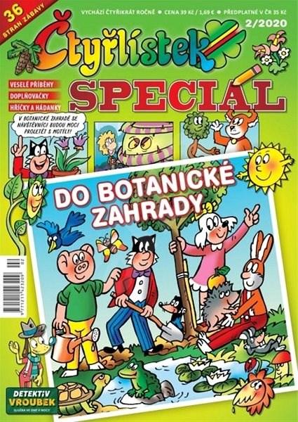 Čtyřlístek speciál - 2/2020 - Elektronický časopis