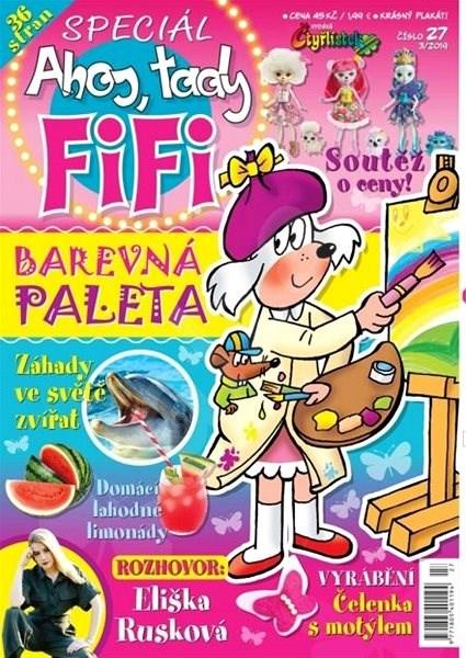 Ahoj, tady FiFi - 3/2019 - Elektronický časopis