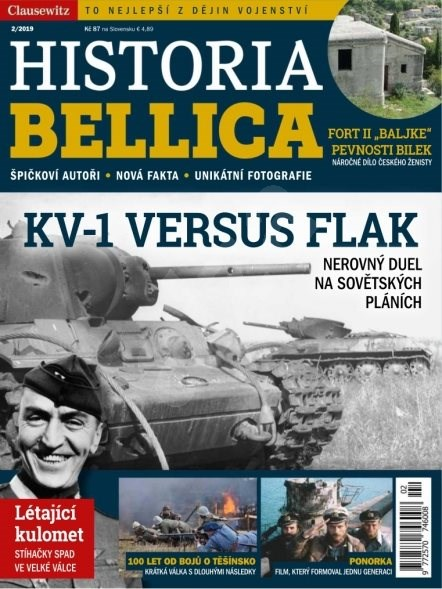Historia Bellica - 2/2019 - Elektronický časopis