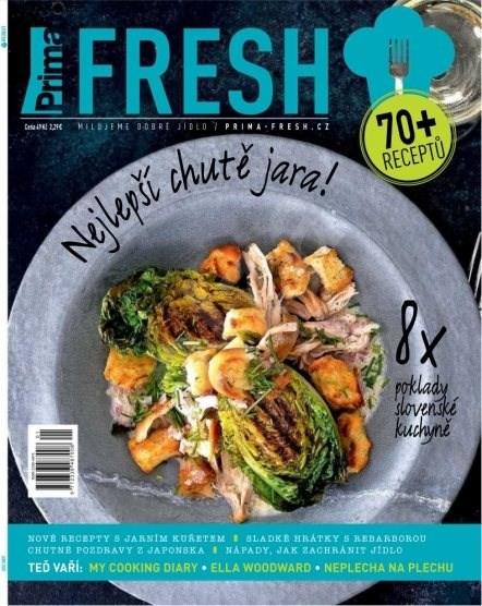 Prima FRESH - 01/2020 - Elektronický časopis