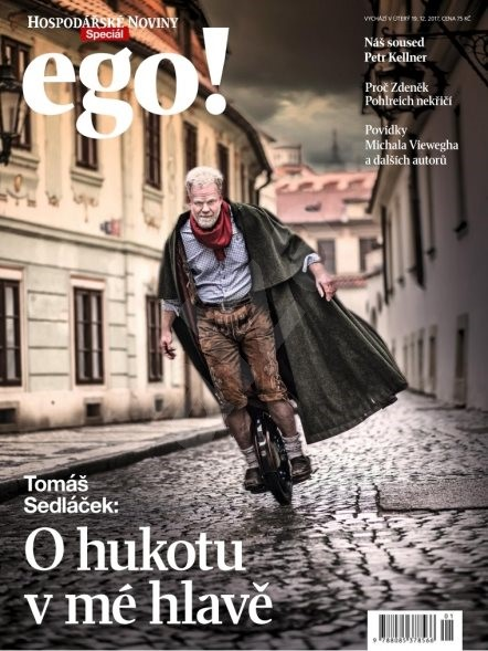 Magazín ego! Speciál - 2017 - Elektronický časopis