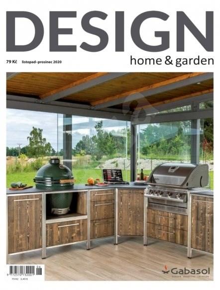 DESIGN home & garden - 11-12/2020 - Elektronický časopis