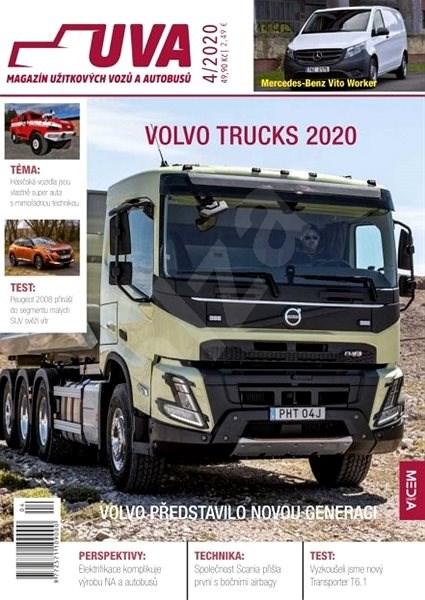 UVA – Užitkové vozy a autobusy - 4/2020 - Elektronický časopis