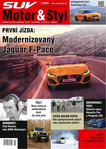 SUV Motor & Styl - 2/2020 - Elektronický časopis