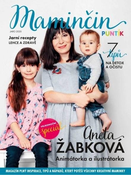 Maminčin Puntík - 1/2020 - Elektronický časopis