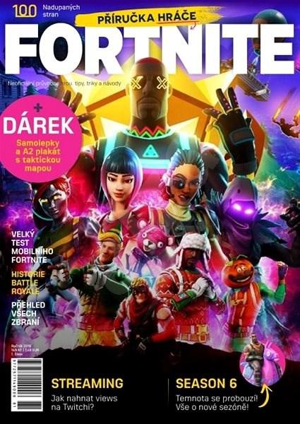 Fortnite - 2018 - Elektronický časopis