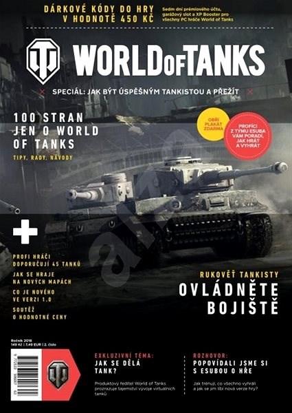 World of Tanks - 2018 (bez dárkových kódů) - Elektronický časopis