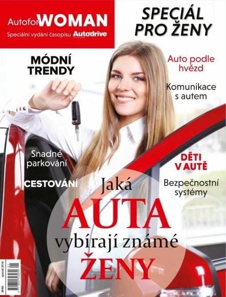 AutoforWoman - speciál pro ženy - 1/2019 - Elektronický časopis