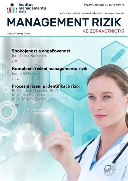 Management rizik ve zdravotnictví - 2/2019 - Elektronický časopis