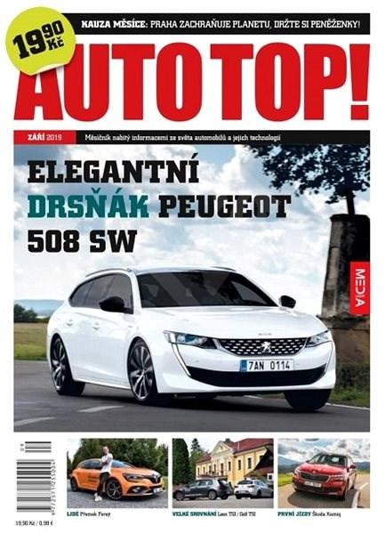 AUTO TOP! - 9/2019 - Elektronický časopis