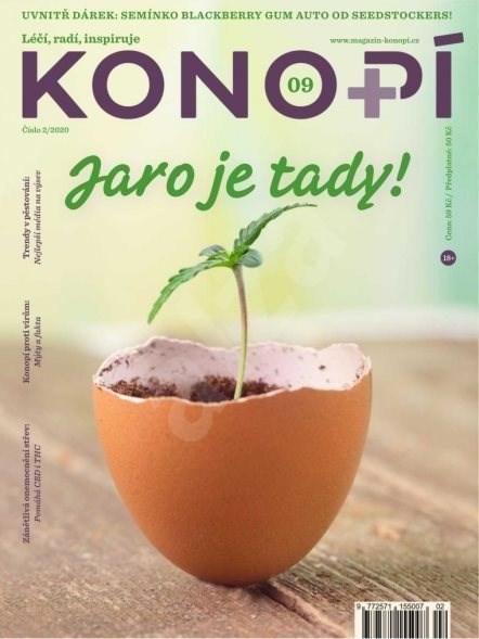 Konopí - 2/2020 - Elektronický časopis