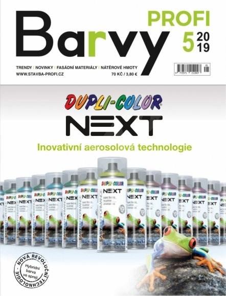 BARVY Profi - 5/2019 - Elektronický časopis