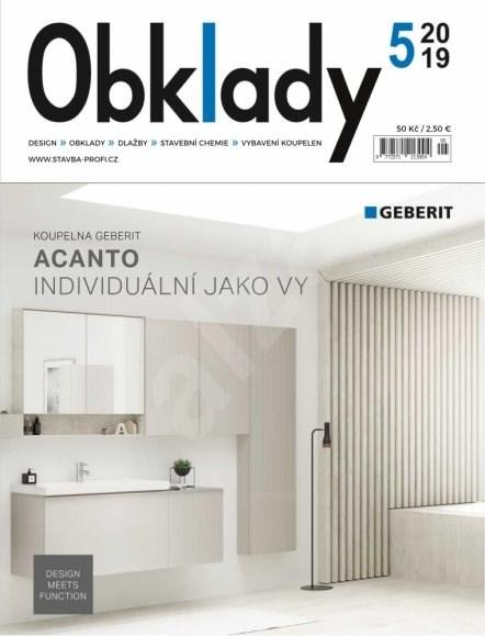 OBKLADY - 5/2019 - Elektronický časopis
