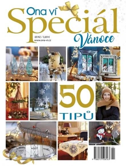 Ona ví Speciál - Vánoce - Elektronický časopis