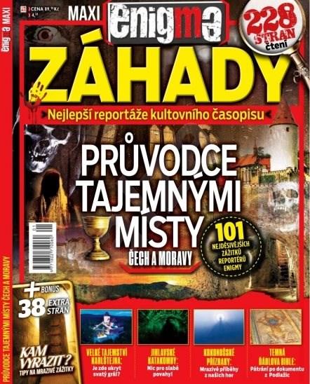 Enigma MAXI - 1/19 - Elektronický časopis