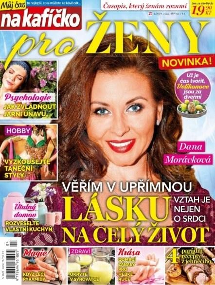 Můj čas na kafíčko pro ženy - 4/21 - Elektronický časopis