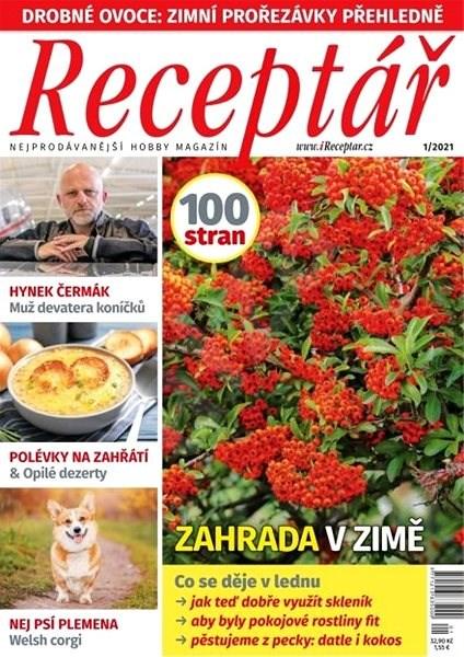 Receptář - 01/2021 - Elektronický časopis