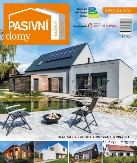PASIVNÍ domy - nulové - aktivní - 2020 - Elektronický časopis