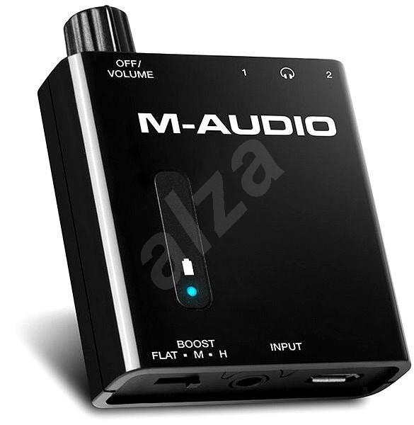 M-Audio Bass Traveler - Sluchátkový zesilovač