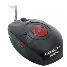 Myš Creative Fatal1ty 1010 Mouse - optická s nastavitelným senzorem 400/ 800/ 1600 CPI, USB - Myš