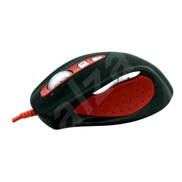 CYBER SNIPA STINGER Laser Mouse černá - Myš
