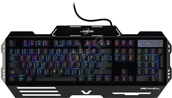 Hama uRage M3chanical CZ+SK - Herní klávesnice