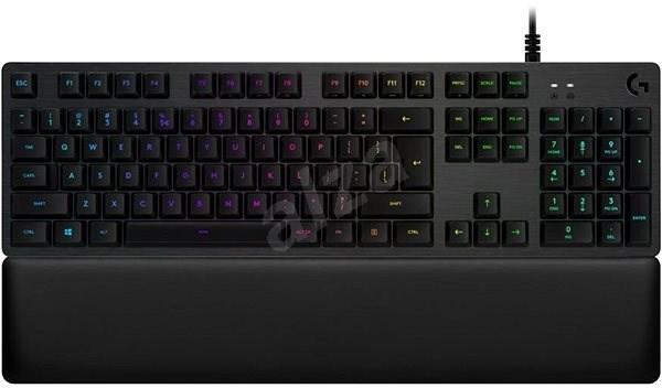 Logitech G513 CARBON Tactile - Herní klávesnice