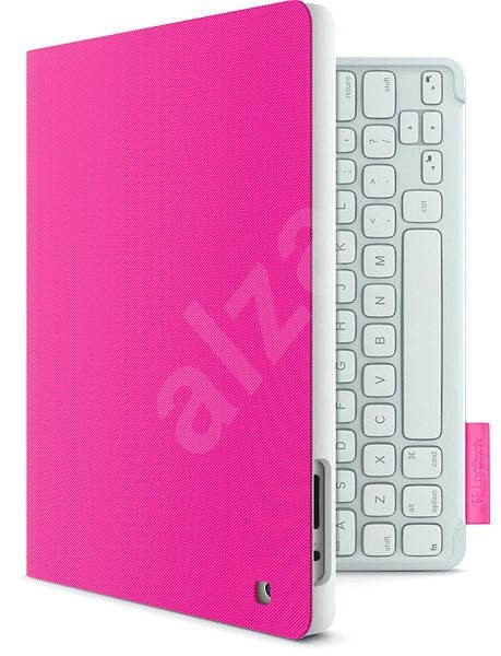 Logitech Keyboard Folio for iPad Fantasy Pink - Set