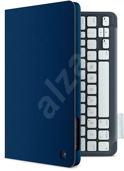 Logitech Keyboard Folio for iPad Mini Mystic Blue - Set