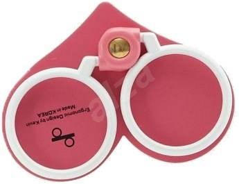 C-TECH Keeep Heart růžové - Kroužky