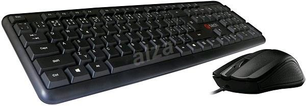 C-TECH KBM-102 - Set klávesnice a myši