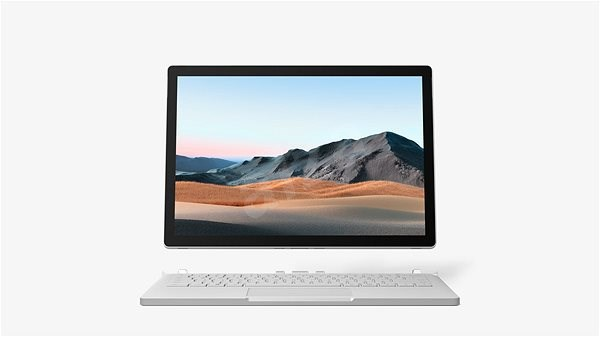 "Microsoft Surface Book 3 13,5"" 512GB i7 32GB - Tablet PC"
