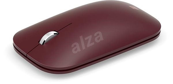 Microsoft Surface Mobile Mouse Bluetooth, Burgundy - Myš