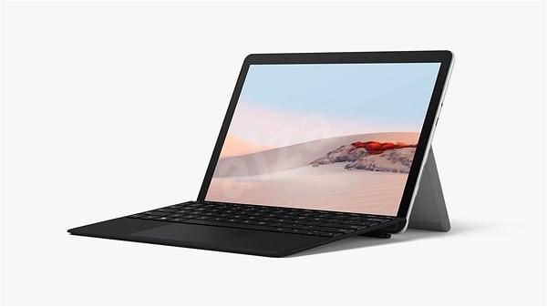 Microsoft Surface Go 2 64GB 4GB + EN/US klávesnice v balení (černá) - Tablet PC