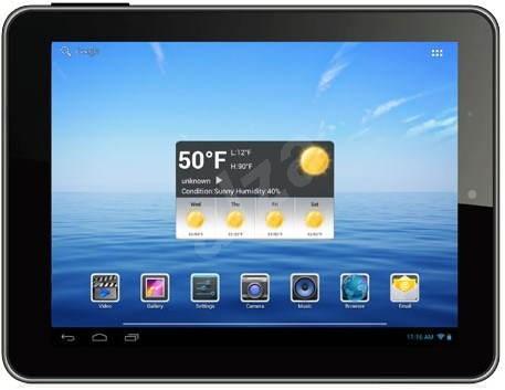 NextBook Premium 8 IPS Quad - Tablet