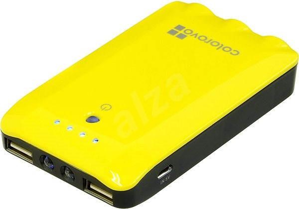 Colorovo PowerBox 6800 žlutá - Powerbanka