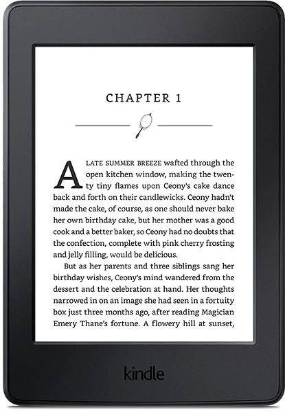 Amazon Kindle Paperwhite 3 - BEZ REKLAMY - Elektronická čtečka knih