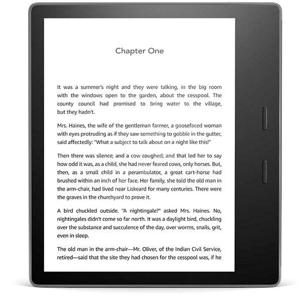 Amazon Kindle Oasis 3 32GB - BEZ REKLAMY - Elektronická čtečka knih